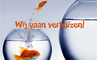 Verhuizing praktijk Amsterdam